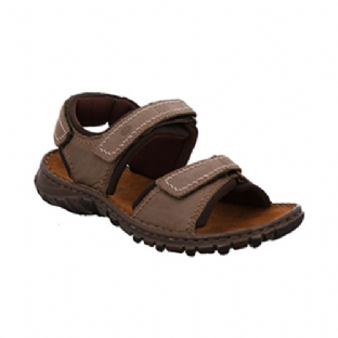 Josef Seibel Canim Brandy Mens Sandals
